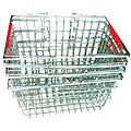 Wire Basket with Carry Handle