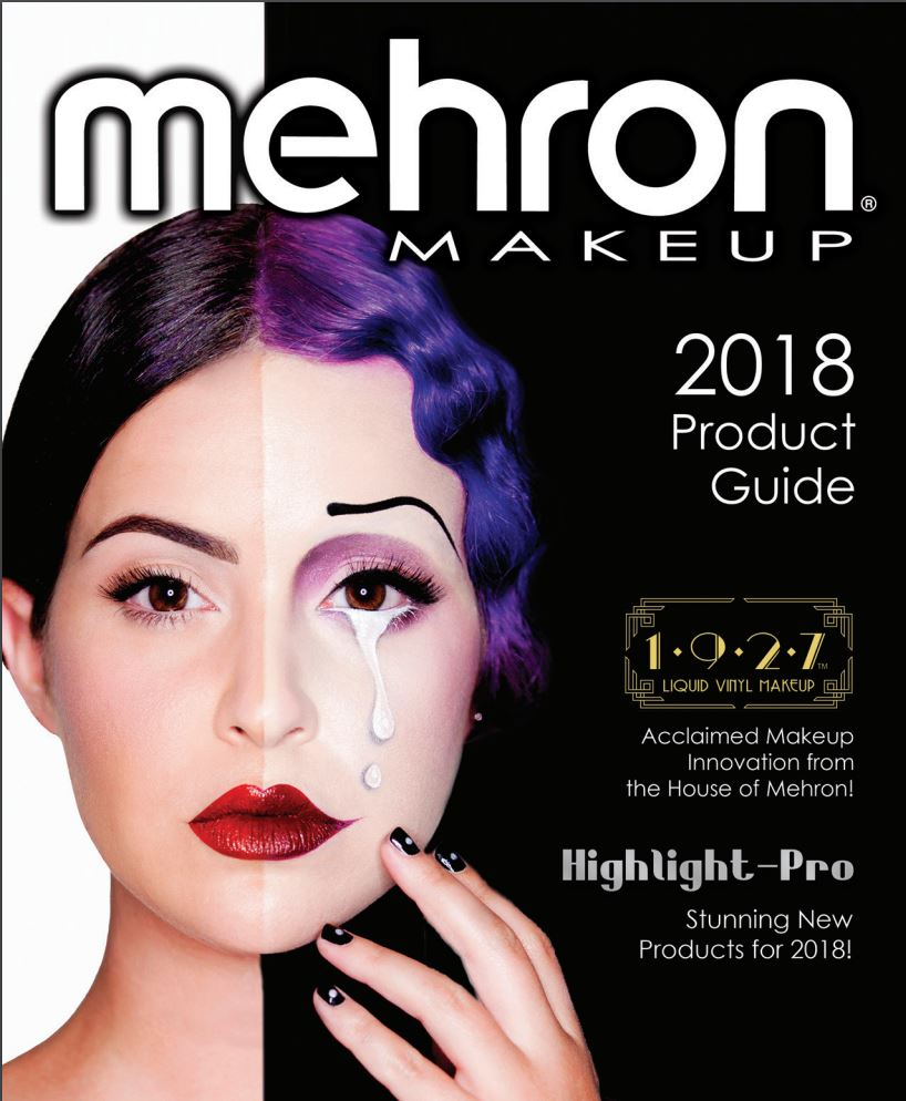 Mehron 2018 Product Guide