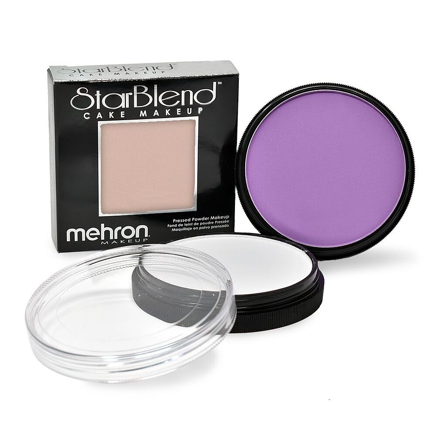 StarBlend Cake Makeup (57 Colours) 56g - Image 1