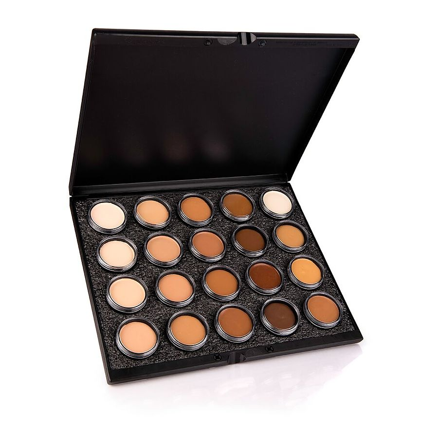 Celebre Pro HD Make-Up 20 Color Palette - Image 1