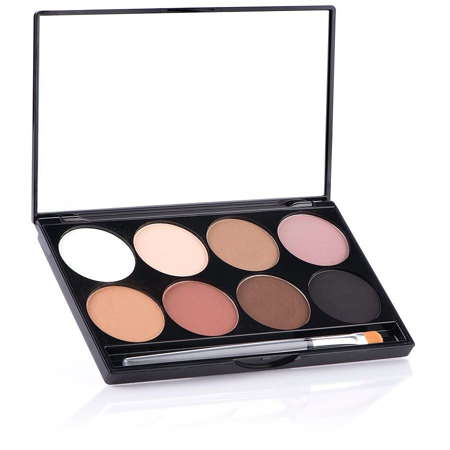 CELEBRE E.Y.E Powder 8 Colour Palette - 207-PAL - Image 2