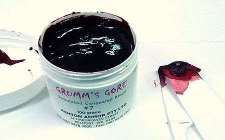 Grumms Gore - Simulated Congealed Blood 50g - Image 1
