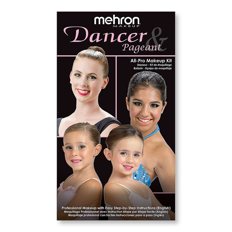 Dancers Makeup Kit featuring Celebre - ONLY 1 LEFT - Image 1