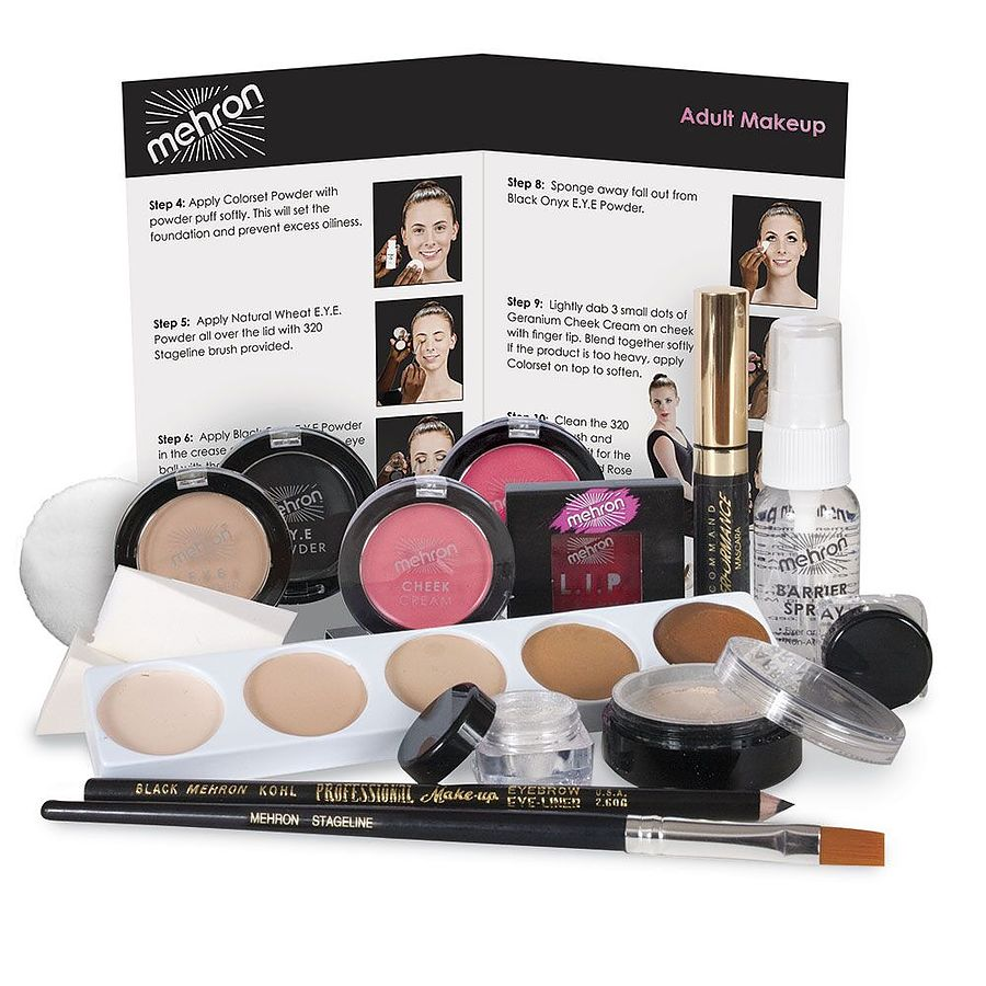 Dancers Makeup Kit featuring Celebre - ONLY 1 LEFT - Image 2
