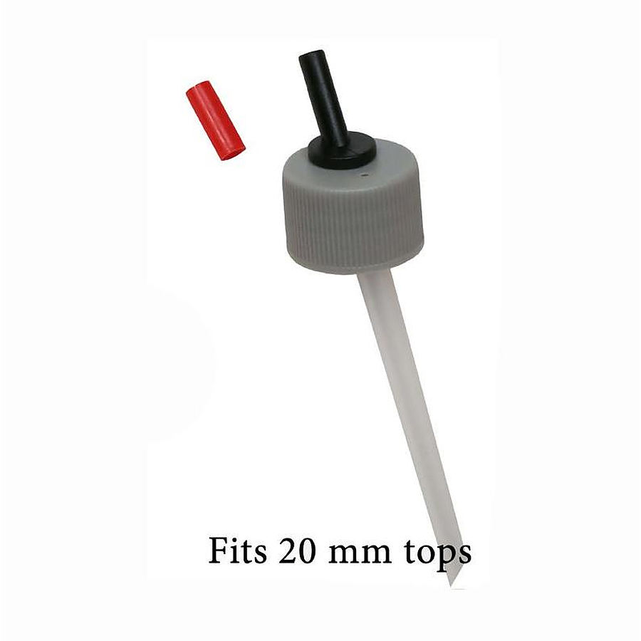 ProAiir Adaptor Snorkel Cap - for siphon feed airbrushes - Image 1
