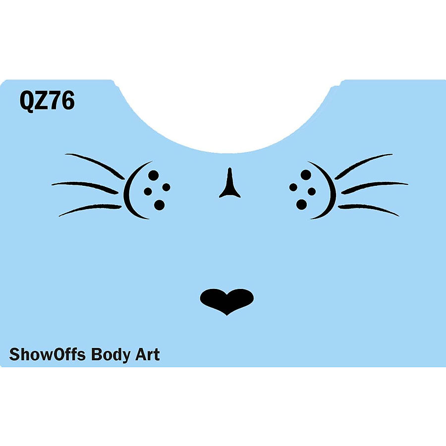 Quick EZ - Kitty Whiskers 76QEZ - Image 1