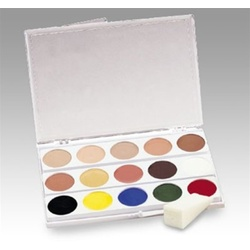 more on Mask Cover Palette (15 Colours) DISCONTINUED 1 LEFT!!
