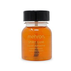 more on Spirit Gum  1oz (30mL) with Brush (More than 2 In-Store Sales ONLY)