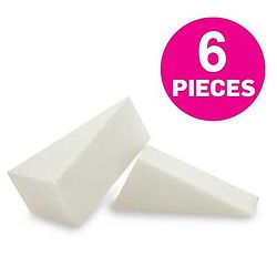 more on Non-Latex Foam Sponge - 6 Wedges - 121L