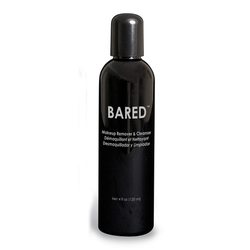 more on BARED Makeup Remover and Cleanser  4oz (120mL)