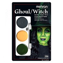 more on Tri-Color Palette - Ghoul_Witch