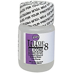 more on Telesis - Telesis 8 Silicone Adhesive 1oz - 70007