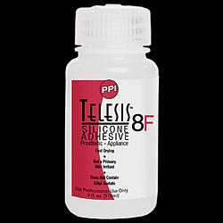 more on Telesis - Telesis 8F Fast Drying Silicone Adhesive  2oz - 70055F