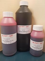more on Grumm's Gore - Simulated Arterial Blood 500mL - 7A-500