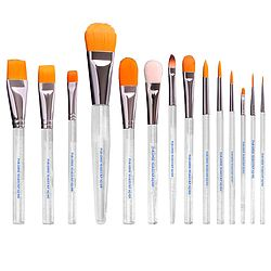 more on 10 Piece Paradise Makeup AQ Brush Set - 81-SET - ONLY 1 LEFT