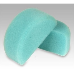 more on Paradise AQs Pre-Cut Teal Foam Applicator Sponge - 821