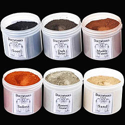 more on Dirtworks Powders - Sedona 4oz - DWDSDNA-4