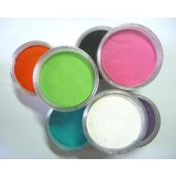 more on Wolfe Makeup Essential Colours - now in the large 90g container.
