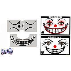 more on STENCIL EYES - Jokester - Child Size 35SE