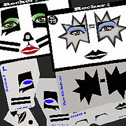 more on STENCIL EYES - Rockers 3 and 4 74_75SE
