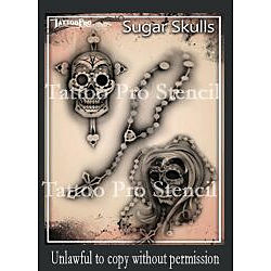 more on Tattoo Pro - Sugar Skulls
