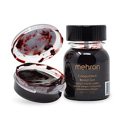 Coagulated and Congealed Blood image - click to shop