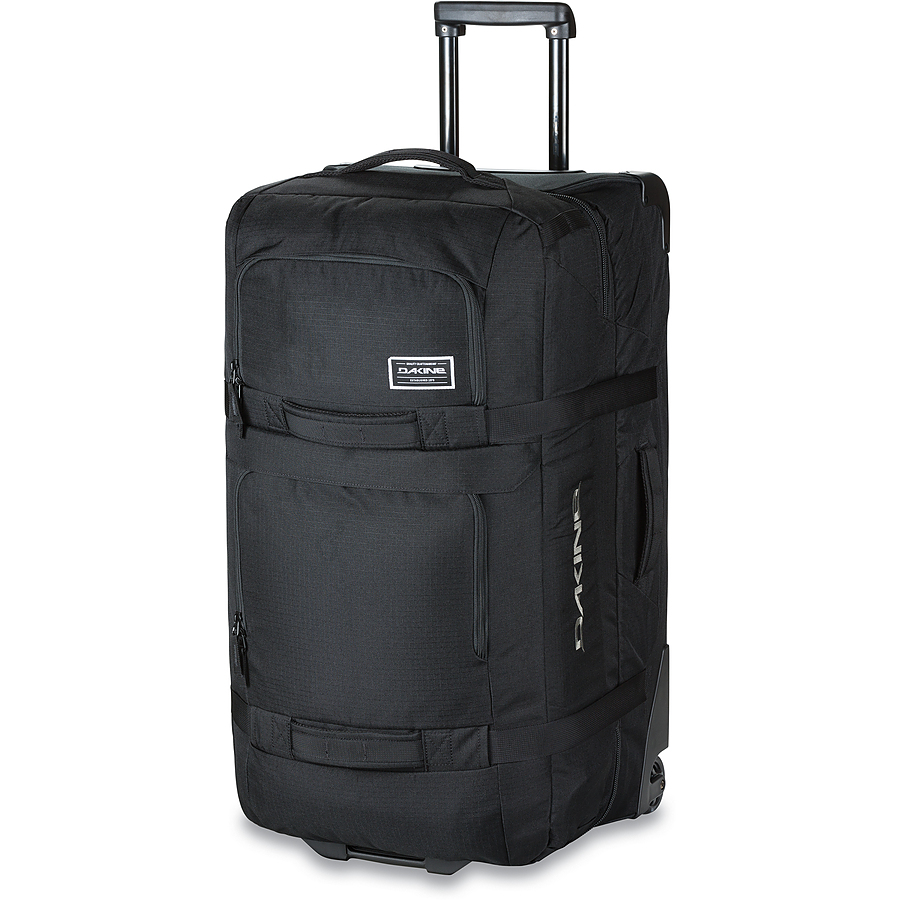Da Kine Split Roller Luggage 85 Litres Black