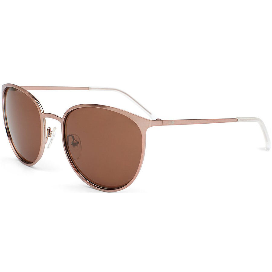 Otis Rumours Rose Gold Brown Sunglasses