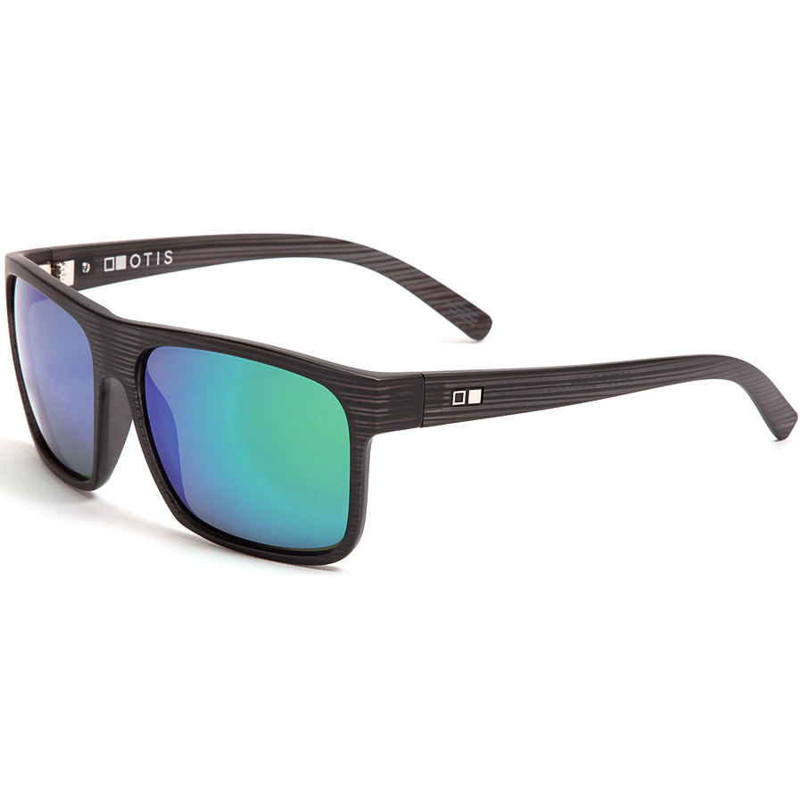 Otis After Dark Reflect Black Woodland Matte Sunglasses - Image 1