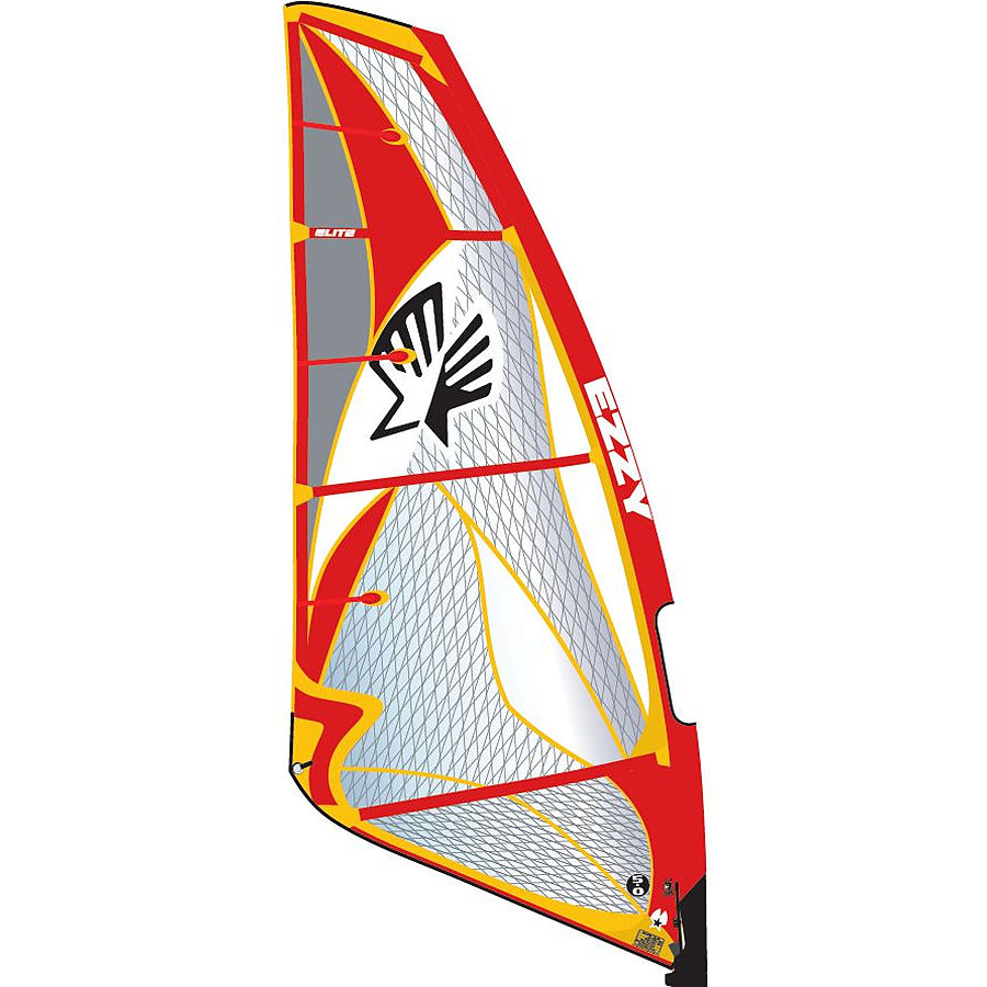 2018 Ezzy Elite 4 Batten Red