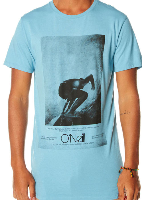 Oneill 1972 Advert Mens Tee - Image 1