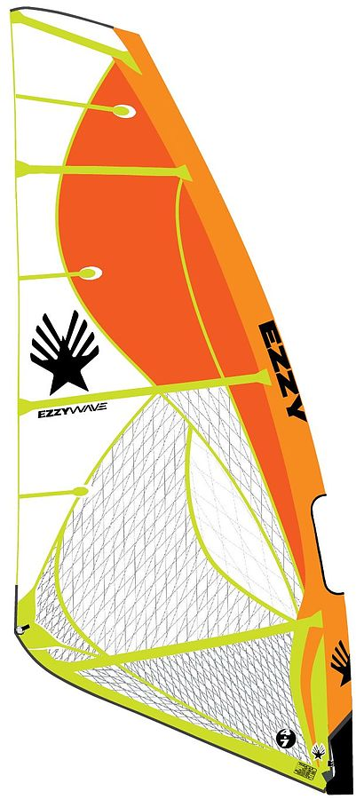 2020 Ezzy Wave Orange - Image 1