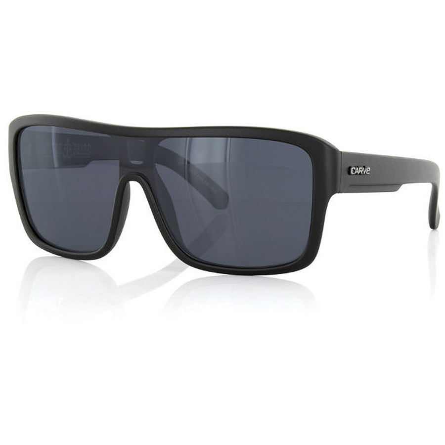 Carve Eyewear Anchor Beard Matt Black Polarised Sunglasses