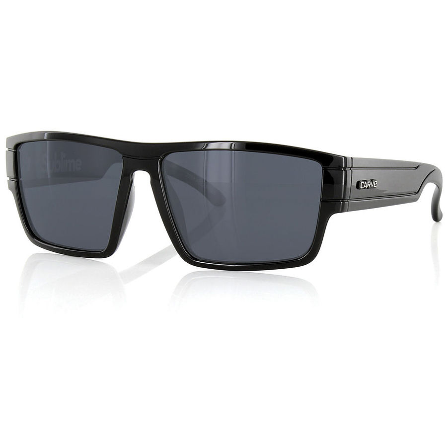 Carve Eyewear Sublime Black Polarised Sunglasses - Image 1