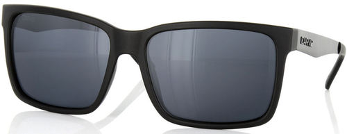 Carve Eyewear The Island Matt Black Sunglasses - Image 1