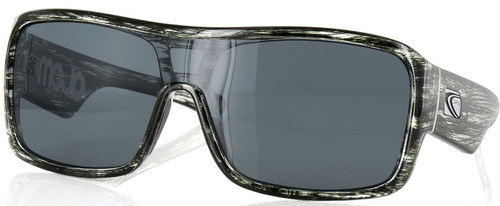 Carve Eyewear Mojo Black Streak Polarised Sunglasses - Image 1