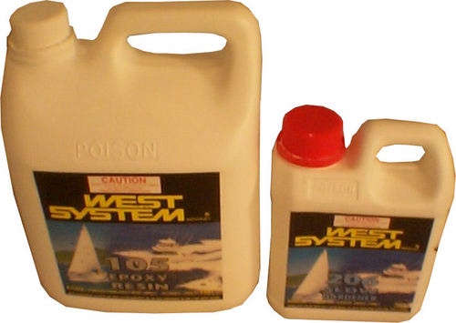 West System Epoxy Resin 4 8 Litre Pack