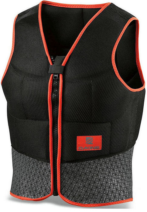 Da Kine Kicker Vest Orange Black