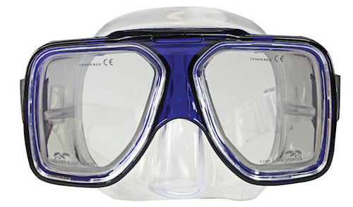 Surf Sail Australia Maldives Silicone Mask and Snorkel Set