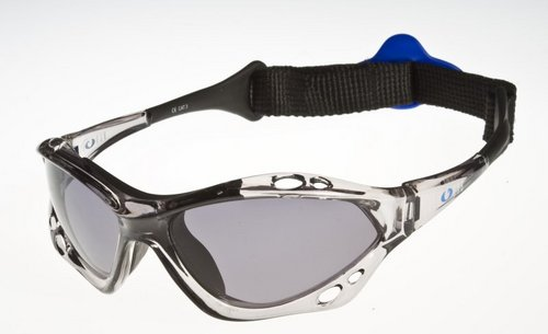 Blueye EEL Extreme Crystal Smoke Polarised Sunglasses