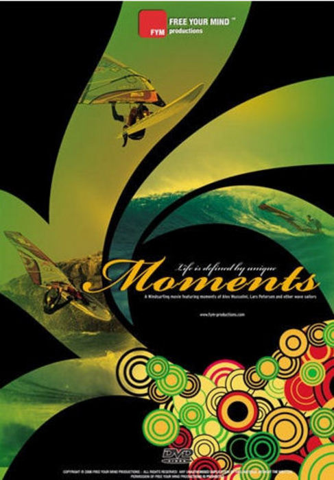 Surf Sail Australia Moments DVD (On Special)