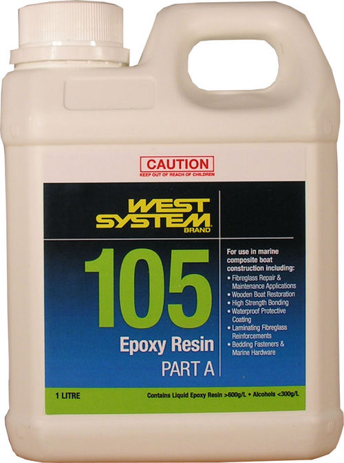 West System Epoxy Resin 1.2 Litre Pack