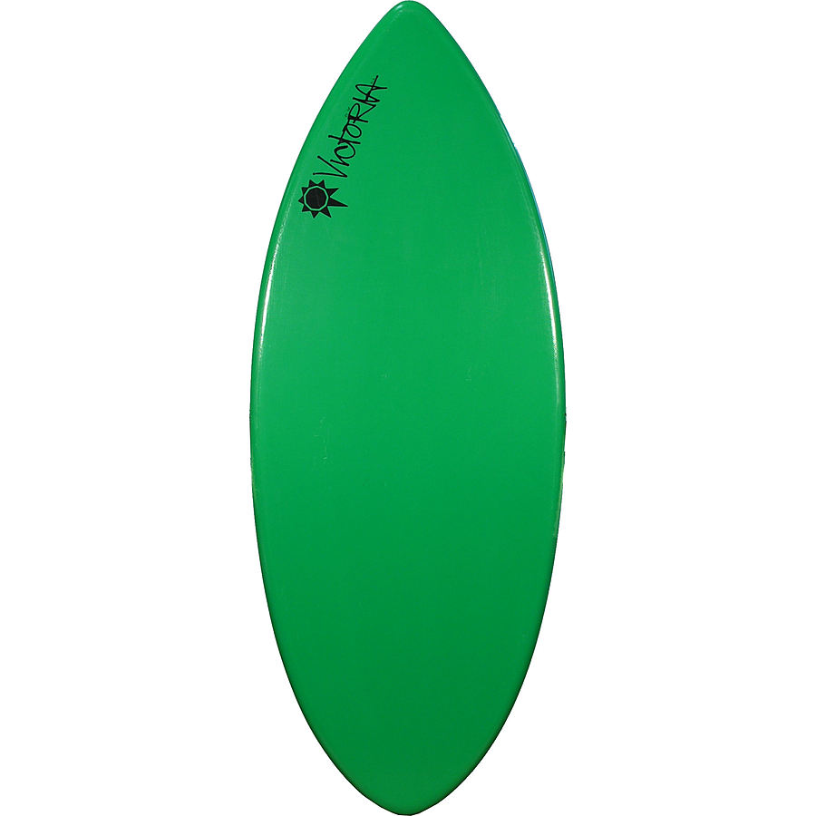Victoria Skimboards Bigfoot Green Skimboard