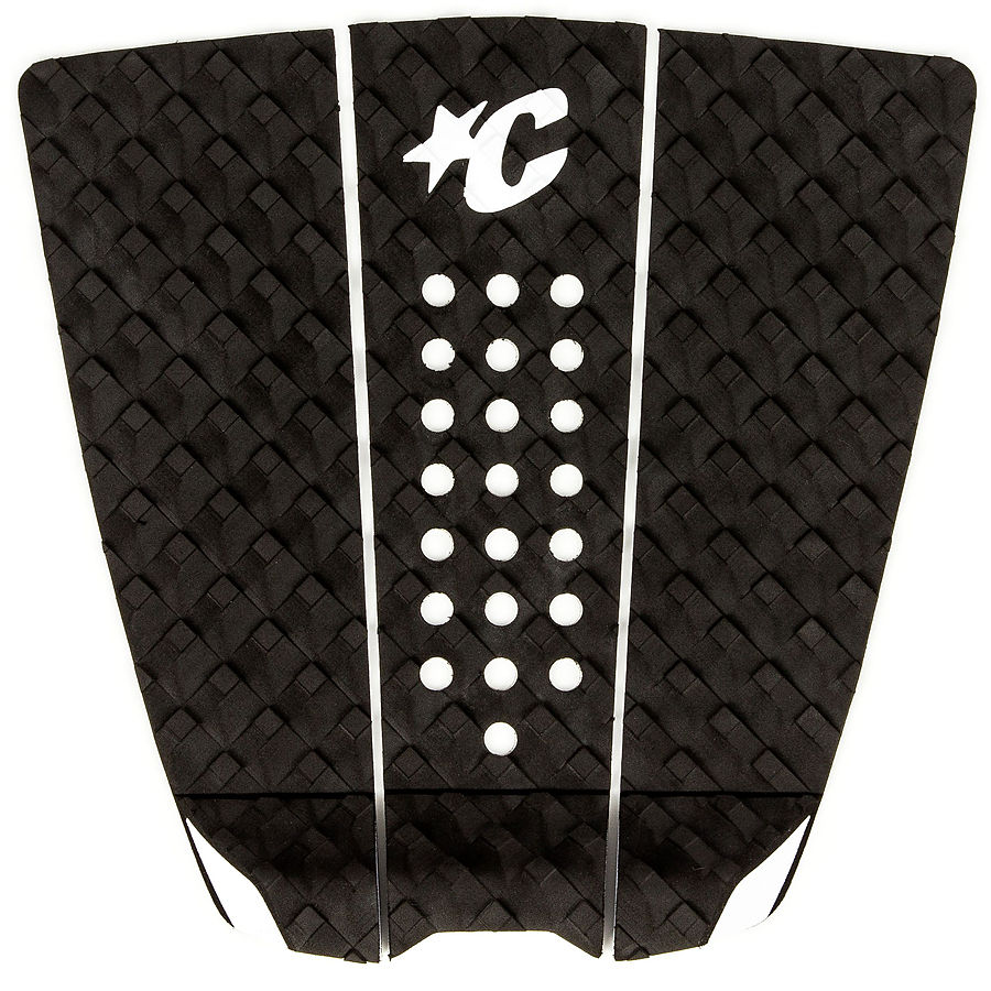 Creatures of Leisure Wide Traction Pad Black