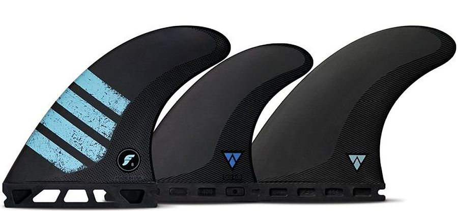 Futures F8 Alpha Carbon Five Fin Set