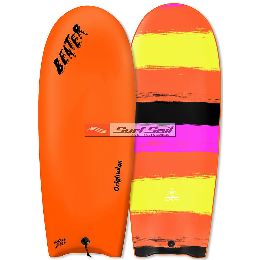 Catch Surf Beater Original Pro 2018 54 inches Orange Softboard - Image 1