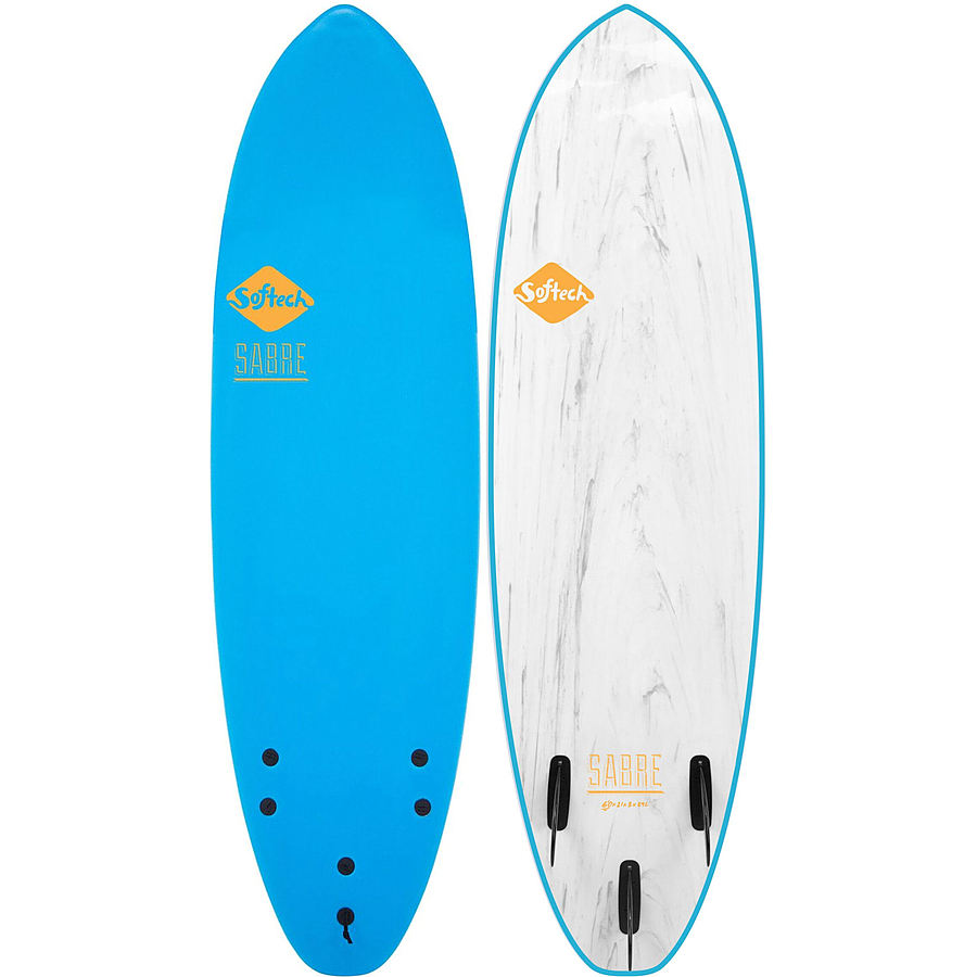 Softech Sabre Blue Softboard 6 ft