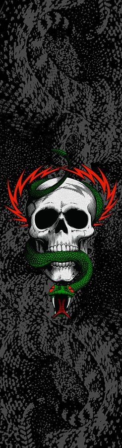 Powell Peralta Grip Tape Mcgill Skull and Snake
