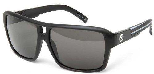 Dragon Jam The Watson Grey Sunglasses