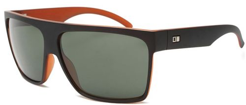 Otis Young Matte Black Rust Sunglasses - Image 1